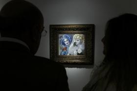 "Inauguración de la exposición 'Divertimento Veneziano' (9) • <a style=""font-size:0.8em;"" href=""http://www.flickr.com/photos/129072575@N05/24412650081/"" target=""_blank"">View on Flickr</a>"