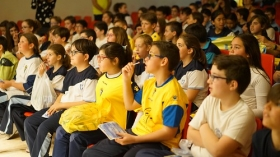 """Programa educativo 'Del Cádiz CF al cole' en el colegio Amor de Dios (16) • <a style=""""font-size:0.8em;"""" href=""""http://www.flickr.com/photos/129072575@N05/26031855220/"""" target=""""_blank"""">View on Flickr</a>"""