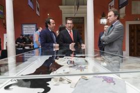 """Exposición 'El Toro de Osborne: Icono del diseño español' (5) • <a style=""""font-size:0.8em;"""" href=""""http://www.flickr.com/photos/129072575@N05/26384601185/"""" target=""""_blank"""">View on Flickr</a>"""