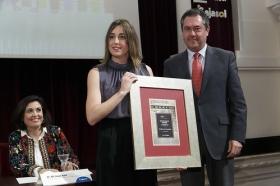 """XXIV Premios de la Comunicación de la Asociación de la Prensa de Sevilla (34) • <a style=""""font-size:0.8em;"""" href=""""http://www.flickr.com/photos/129072575@N05/24595990416/"""" target=""""_blank"""">View on Flickr</a>"""