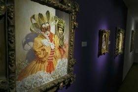 "Presentación de la exposición 'Divertimento Veneziano' (9) • <a style=""font-size:0.8em;"" href=""http://www.flickr.com/photos/129072575@N05/24412668621/"" target=""_blank"">View on Flickr</a>"