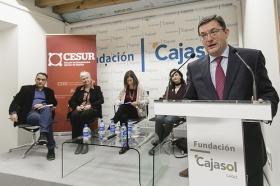 "Conferencia de Inger Enkvist en la Fundación Cajasol (Cádiz) (16) • <a style=""font-size:0.8em;"" href=""http://www.flickr.com/photos/129072575@N05/24596596686/"" target=""_blank"">View on Flickr</a>"