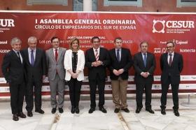 "I Asamblea General Ordinaria del Círculo de Empresarios del Sur de España (CESUR) (33) • <a style=""font-size:0.8em;"" href=""http://www.flickr.com/photos/129072575@N05/25089228974/"" target=""_blank"">View on Flickr</a>"
