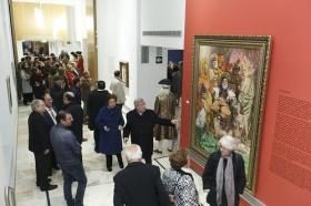 "Inauguración de la exposición 'Divertimento Veneziano' (12) • <a style=""font-size:0.8em;"" href=""http://www.flickr.com/photos/129072575@N05/24412652251/"" target=""_blank"">View on Flickr</a>"