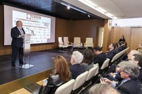 "Conferencia de Miguel Arias Cañete en la Fundación Cajasol (17) • <a style=""font-size:0.8em;"" href=""http://www.flickr.com/photos/129072575@N05/24540550511/"" target=""_blank"">View on Flickr</a>"