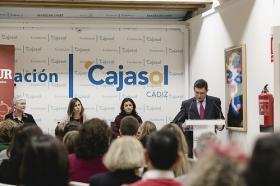 "Conferencia de Inger Enkvist en la Fundación Cajasol (Cádiz) (14) • <a style=""font-size:0.8em;"" href=""http://www.flickr.com/photos/129072575@N05/24540554521/"" target=""_blank"">View on Flickr</a>"