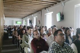 """Jornada informativa sobre el nuevo decreto de viviendas con fines turísticos de Andalucía (4) • <a style=""""font-size:0.8em;"""" href=""""http://www.flickr.com/photos/129072575@N05/26706155465/"""" target=""""_blank"""">View on Flickr</a>"""
