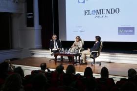 """Los coloquios de EL MUNDO que viene…: 'Los retos de la Educación en Andalucía' (2) • <a style=""""font-size:0.8em;"""" href=""""http://www.flickr.com/photos/129072575@N05/32912666075/"""" target=""""_blank"""">View on Flickr</a>"""