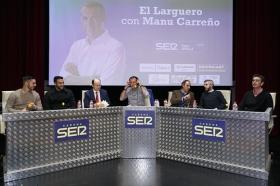 "Programa 'El Larguero' desde la Fundación Cajasol en Sevilla • <a style=""font-size:0.8em;"" href=""http://www.flickr.com/photos/129072575@N05/33048972945/"" target=""_blank"">View on Flickr</a>"