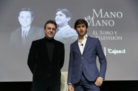 """Mano a Mano de la Fundación Cajasol: Andrés Roca Rey y José Ribagorda (31) • <a style=""""font-size:0.8em;"""" href=""""http://www.flickr.com/photos/129072575@N05/32922444751/"""" target=""""_blank"""">View on Flickr</a>"""