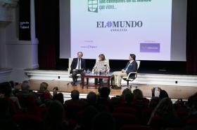 """Los coloquios de EL MUNDO que viene…: 'Los retos de la Educación en Andalucía' (12) • <a style=""""font-size:0.8em;"""" href=""""http://www.flickr.com/photos/129072575@N05/32759054312/"""" target=""""_blank"""">View on Flickr</a>"""