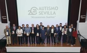 """XX Aniversario del Centro Integral de Recursos de Autismo Sevilla en la Fundación Cajasol • <a style=""""font-size:0.8em;"""" href=""""http://www.flickr.com/photos/129072575@N05/34145991821/"""" target=""""_blank"""">View on Flickr</a>"""