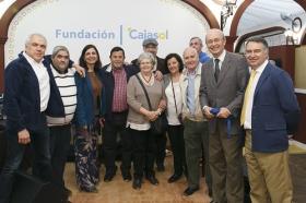"""Recepción a entidades sociales en la caseta de la Fundación Cajasol en la Feria de Abril 2017 (5) • <a style=""""font-size:0.8em;"""" href=""""http://www.flickr.com/photos/129072575@N05/34188822712/"""" target=""""_blank"""">View on Flickr</a>"""