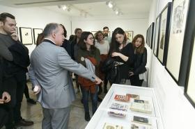 """Exposición 'El Universo de Julio Cortázar' en la Fundación Cajasol (5) • <a style=""""font-size:0.8em;"""" href=""""http://www.flickr.com/photos/129072575@N05/32760648394/"""" target=""""_blank"""">View on Flickr</a>"""
