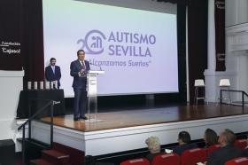 """XX Aniversario del Centro Integral de Recursos de Autismo Sevilla en la Fundación Cajasol (25) • <a style=""""font-size:0.8em;"""" href=""""http://www.flickr.com/photos/129072575@N05/34145996781/"""" target=""""_blank"""">View on Flickr</a>"""