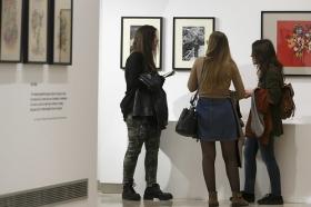 """Exposición 'El Universo de Julio Cortázar' en la Fundación Cajasol (9) • <a style=""""font-size:0.8em;"""" href=""""http://www.flickr.com/photos/129072575@N05/32760649144/"""" target=""""_blank"""">View on Flickr</a>"""