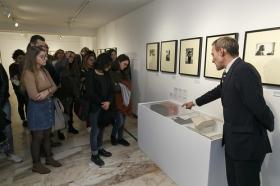 """Exposición 'El Universo de Julio Cortázar' en la Fundación Cajasol (4) • <a style=""""font-size:0.8em;"""" href=""""http://www.flickr.com/photos/129072575@N05/33446517822/"""" target=""""_blank"""">View on Flickr</a>"""
