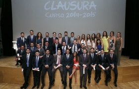 "Clausura del Curso Académico 2014/2015 en el Instituto de Estudios Cajasol (6) • <a style=""font-size:0.8em;"" href=""http://www.flickr.com/photos/129072575@N05/19332384698/"" target=""_blank"">View on Flickr</a>"