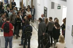 """Exposición 'El Universo de Julio Cortázar' en la Fundación Cajasol (7) • <a style=""""font-size:0.8em;"""" href=""""http://www.flickr.com/photos/129072575@N05/32760648774/"""" target=""""_blank"""">View on Flickr</a>"""