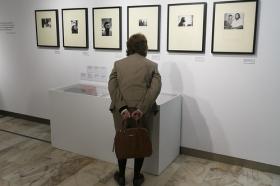 """Exposición 'El Universo de Julio Cortázar' en la Fundación Cajasol (6) • <a style=""""font-size:0.8em;"""" href=""""http://www.flickr.com/photos/129072575@N05/33446518332/"""" target=""""_blank"""">View on Flickr</a>"""