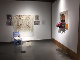 """II Exposición 'El Arte y los Patios Cordobeses' en la Fundación Cajasol • <a style=""""font-size:0.8em;"""" href=""""http://www.flickr.com/photos/129072575@N05/34316762331/"""" target=""""_blank"""">View on Flickr</a>"""