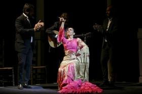 "Jueves Flamencos de la Fundación Cajasol: Isabel Bayón • <a style=""font-size:0.8em;"" href=""http://www.flickr.com/photos/129072575@N05/33769079854/"" target=""_blank"">View on Flickr</a>"