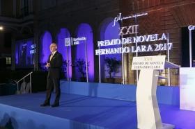 "XXII Premio de Novela Fernando Lara (13) • <a style=""font-size:0.8em;"" href=""http://www.flickr.com/photos/129072575@N05/34729886866/"" target=""_blank"">View on Flickr</a>"