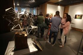 """Entrega de los II premios 'El Arte y los Patios Cordobeses' en la Fundación Cajasol (7) • <a style=""""font-size:0.8em;"""" href=""""http://www.flickr.com/photos/129072575@N05/34416804782/"""" target=""""_blank"""">View on Flickr</a>"""