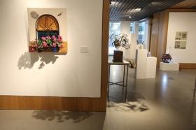 """II Exposición 'El Arte y los Patios Cordobeses' en la Fundación Cajasol (6) • <a style=""""font-size:0.8em;"""" href=""""http://www.flickr.com/photos/129072575@N05/34316763831/"""" target=""""_blank"""">View on Flickr</a>"""