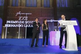 "XXII Premio de Novela Fernando Lara (10) • <a style=""font-size:0.8em;"" href=""http://www.flickr.com/photos/129072575@N05/34384616970/"" target=""_blank"">View on Flickr</a>"