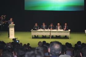 """Inauguración del Congreso Internacional de Cambio Climático SOCC Huelva 2017 (5) • <a style=""""font-size:0.8em;"""" href=""""http://www.flickr.com/photos/129072575@N05/34186491840/"""" target=""""_blank"""">View on Flickr</a>"""