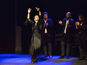 "Jueves Flamencos de la Fundación Cajasol: Isabel Bayón (2) • <a style=""font-size:0.8em;"" href=""http://www.flickr.com/photos/129072575@N05/34611956465/"" target=""_blank"">View on Flickr</a>"