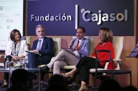 """Inauguración del Festival de Cortos y Salud Mental 2017 en la Fundación Cajasol (6) • <a style=""""font-size:0.8em;"""" href=""""http://www.flickr.com/photos/129072575@N05/34451506250/"""" target=""""_blank"""">View on Flickr</a>"""