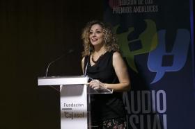 """Entrega de los III Premios 'El Audiovisual en la Escuela' en la Fundación Cajasol (3) • <a style=""""font-size:0.8em;"""" href=""""http://www.flickr.com/photos/129072575@N05/35400219316/"""" target=""""_blank"""">View on Flickr</a>"""