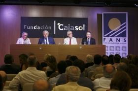 "Foro Andaluz Nueva Sociedad: 'Cataluña en la encrucijada' (15) • <a style=""font-size:0.8em;"" href=""http://www.flickr.com/photos/129072575@N05/35313201291/"" target=""_blank"">View on Flickr</a>"