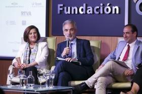 """Inauguración del Festival de Cortos y Salud Mental 2017 en la Fundación Cajasol (2) • <a style=""""font-size:0.8em;"""" href=""""http://www.flickr.com/photos/129072575@N05/34451506070/"""" target=""""_blank"""">View on Flickr</a>"""