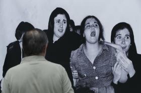 """Exposición 'El compromiso de un pueblo. 50 años de Teatro Lebrijano' en la Fundación Cajasol (3) • <a style=""""font-size:0.8em;"""" href=""""http://www.flickr.com/photos/129072575@N05/34748763121/"""" target=""""_blank"""">View on Flickr</a>"""