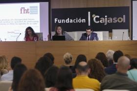 """Presentación oficial de la Fundación Hispalense de Tutelas en la Fundación Cajasol (13) • <a style=""""font-size:0.8em;"""" href=""""http://www.flickr.com/photos/129072575@N05/34719655093/"""" target=""""_blank"""">View on Flickr</a>"""