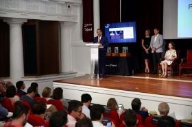 """Entrega de los Premios AFA 2017 en la Fundación Cajasol (10) • <a style=""""font-size:0.8em;"""" href=""""http://www.flickr.com/photos/129072575@N05/35424481576/"""" target=""""_blank"""">View on Flickr</a>"""