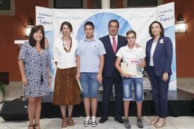 """Entrega IV Premios 'Mi libro preferido' en la Fundación Cajasol (10) • <a style=""""font-size:0.8em;"""" href=""""http://www.flickr.com/photos/129072575@N05/34468014403/"""" target=""""_blank"""">View on Flickr</a>"""