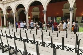 """Maratón de Donación de Sangre en Fundación Cajasol (12) • <a style=""""font-size:0.8em;"""" href=""""http://www.flickr.com/photos/129072575@N05/35134363842/"""" target=""""_blank"""">View on Flickr</a>"""