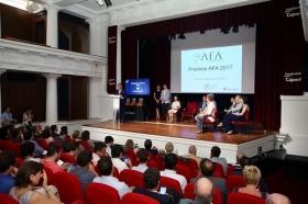 """Entrega de los Premios AFA 2017 en la Fundación Cajasol (12) • <a style=""""font-size:0.8em;"""" href=""""http://www.flickr.com/photos/129072575@N05/35424481386/"""" target=""""_blank"""">View on Flickr</a>"""