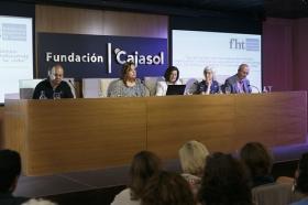 """Presentación oficial de la Fundación Hispalense de Tutelas en la Fundación Cajasol (7) • <a style=""""font-size:0.8em;"""" href=""""http://www.flickr.com/photos/129072575@N05/34719653083/"""" target=""""_blank"""">View on Flickr</a>"""