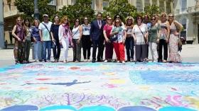 "Toldos Corpus Christi 2017 en Cádiz (12) • <a style=""font-size:0.8em;"" href=""http://www.flickr.com/photos/129072575@N05/35216262642/"" target=""_blank"">View on Flickr</a>"
