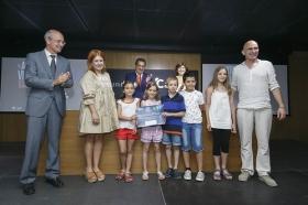 """Entrega de los III Premios 'El Audiovisual en la Escuela' en la Fundación Cajasol (11) • <a style=""""font-size:0.8em;"""" href=""""http://www.flickr.com/photos/129072575@N05/35439976915/"""" target=""""_blank"""">View on Flickr</a>"""