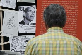 """Exposición 'El compromiso de un pueblo. 50 años de Teatro Lebrijano' en la Fundación Cajasol (12) • <a style=""""font-size:0.8em;"""" href=""""http://www.flickr.com/photos/129072575@N05/34037251064/"""" target=""""_blank"""">View on Flickr</a>"""