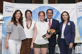 """Entrega IV Premios 'Mi libro preferido' en la Fundación Cajasol (23) • <a style=""""font-size:0.8em;"""" href=""""http://www.flickr.com/photos/129072575@N05/34468015903/"""" target=""""_blank"""">View on Flickr</a>"""