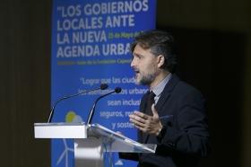 """Jornada 'Los Gobiernos Locales ante la Nueva Agenda Urbana' en la Fundación Cajasol (3) • <a style=""""font-size:0.8em;"""" href=""""http://www.flickr.com/photos/129072575@N05/34738116562/"""" target=""""_blank"""">View on Flickr</a>"""