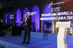 "XXII Premio de Novela Fernando Lara (12) • <a style=""font-size:0.8em;"" href=""http://www.flickr.com/photos/129072575@N05/34729886606/"" target=""_blank"">View on Flickr</a>"