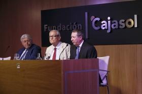 "Foro Andaluz Nueva Sociedad: 'Cataluña en la encrucijada' (9) • <a style=""font-size:0.8em;"" href=""http://www.flickr.com/photos/129072575@N05/35313199671/"" target=""_blank"">View on Flickr</a>"